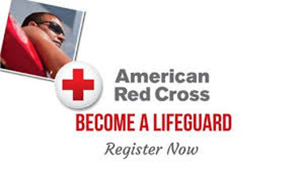Register for a lifeguard course